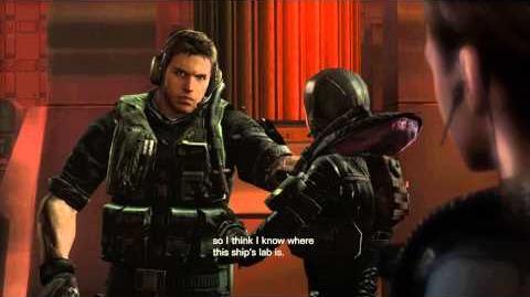 Resident Evil Revelations all cutscenes Episode 8-3 opening