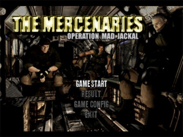 The Mercenaries | Resident Evi...