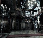 REmake background - Entrance hall - r106 00014