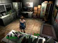 Resident Evil 3 Nemesis screenshot - Uptown - Warehouse office examine 08
