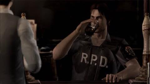 Kevin: Opening (Outbreak) (Resident Evil Outbreak cutscene)