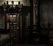 REmake background - Entrance hall - r106 00136