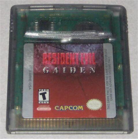 File:Resident Evil Gaiden cartridge.jpg