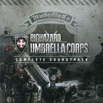 BIOHAZARD Umbrella Corps Complete Soundtrack album cover
