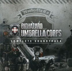 File:BIOHAZARD Umbrella Corps Complete Soundtrack album cover.jpg