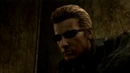 RE0HD Wesker Mode cutscene 02