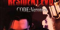 Resident Evil CODE:Veronica 2