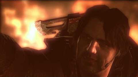 Resident Evil Revelations all cutscenes Episode 10-2 (Parker's Fall)
