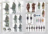 Resident Evil Revelations Artbook - page 25