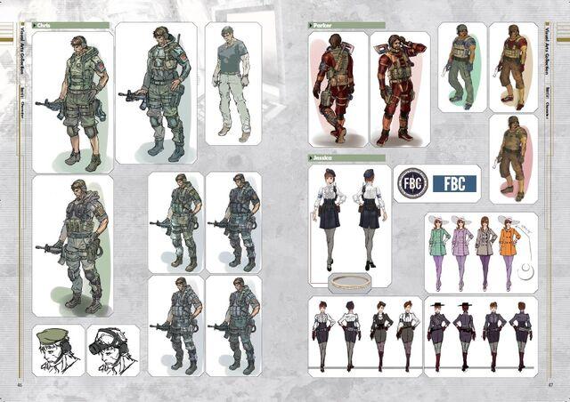 File:Resident Evil Revelations Artbook - page 25.jpg