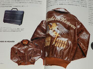 ANOTHER SIDE OF BIOHAZARD - Made in Heaven jacket