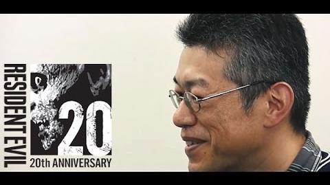Resident Evil 20th Anniversary Interview – Koji Oda