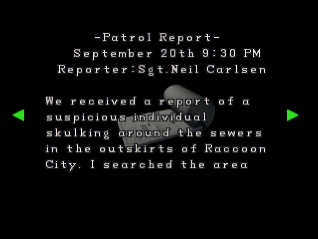 File:RE2 Patrol report 02.png