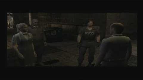 Resident Evil Outbreak cutscenes - 20-2 - Outbreak - Meeting with Dorian (Mark)