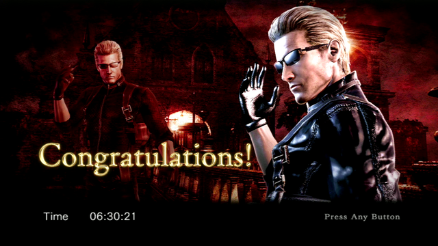 File:RE0HD Wesker results.png