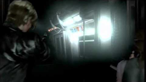 RESIDENT EVIL 6 - Leon Gameplay - METRO SUBWAY - Capcom Summer Jam