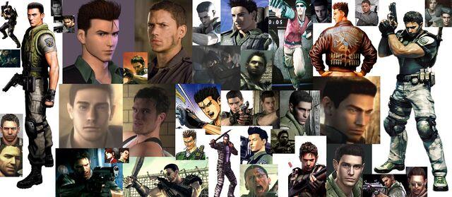 File:My Chris Redfield Collage.jpg