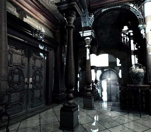 File:REmake background - Entrance hall - r106 00012.jpg