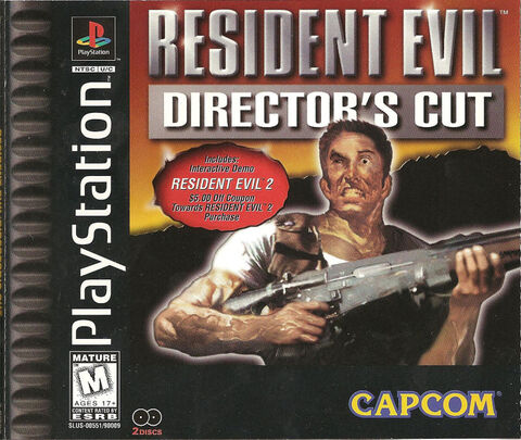 Archivo:Resident Evil Director's Cut.jpg