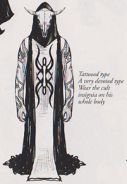 Rejected Ganado - Tattooed-type zealot