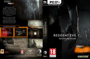 Resident Evil 7 Teaser Beginning Hour - Cover English