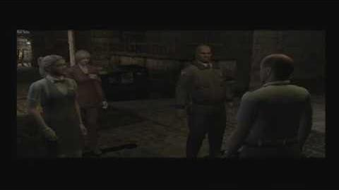 Resident Evil Outbreak cutscenes - 20-6 - Outbreak - Meeting with Dorian (Alyssa)