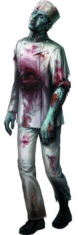File:RE0 - Zombie Chef.jpg