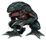 Resident Evil 3 - Hunter γ concept art