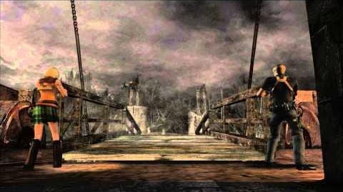 Resident Evil 4 all cutscenes - Chapter 2-3 ending