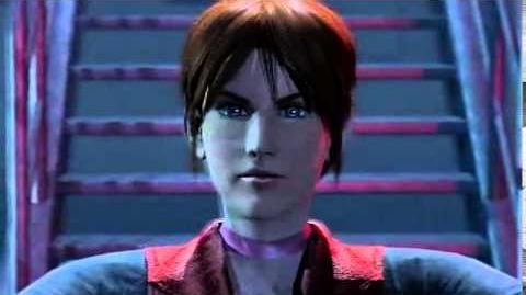 Resident Evil CODE Veronica X - 01 - Opening (Claire)
