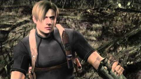 Resident Evil 4 all cutscenes - Chapter 1-3 Scene 2