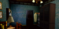 Researcher's private room