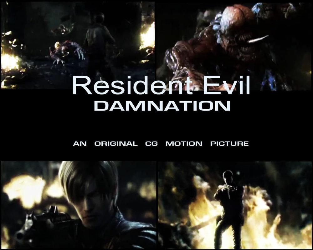 Watch Resident Evil: Damnation Full Movie Online Free