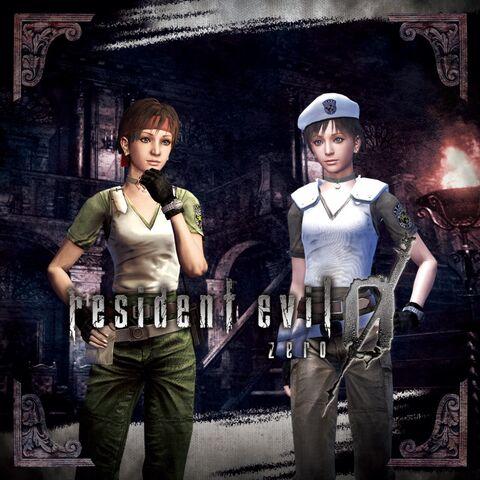 Fichier:RE0HD DLC Costume Pack 4.jpg