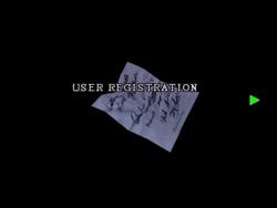 RE2 User registration 01