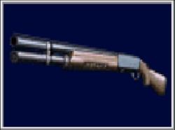 RE2 C Shotgun