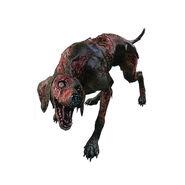 Zombie Dog C Render