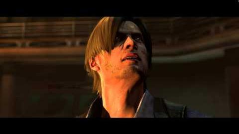 Resident Evil 6 all cutscenes - To the Roof (Leon's version)
