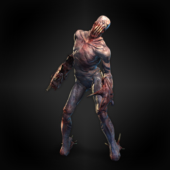 Resident evil 6 zombie shark