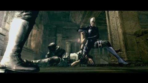 "Resident Evil 5 - Cutscenes 41 ""Old Friends, New Enemies"""