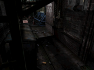 Resident Evil 3 background - Uptown - boulevard d2 - R11E03