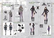 Resident Evil Revelations Artbook - page 5