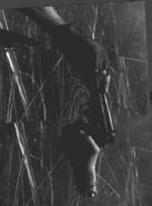 Resident Evil - Joseph finding Edwards hand edited