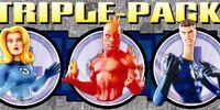 Bowen Designs Fantastic Four Triple Pack MB