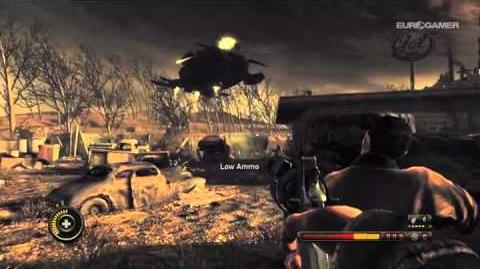 Resistance 3 - 4 minutes of gameplay