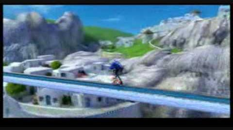 Sonic Unleashed Music Video Endless Possibilities(Full Version)