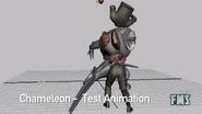 Chameleon Test 2