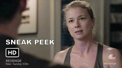 Revenge 4x18 'Clarity' Sneak Peek 1
