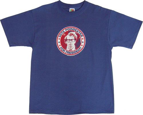 Poindexter-t-shirt Revenge Of The Nerds Poindexter Violin