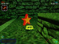 Battle tag-Star Green